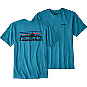 Patagonia Men's P-6 Logo T-Shirt