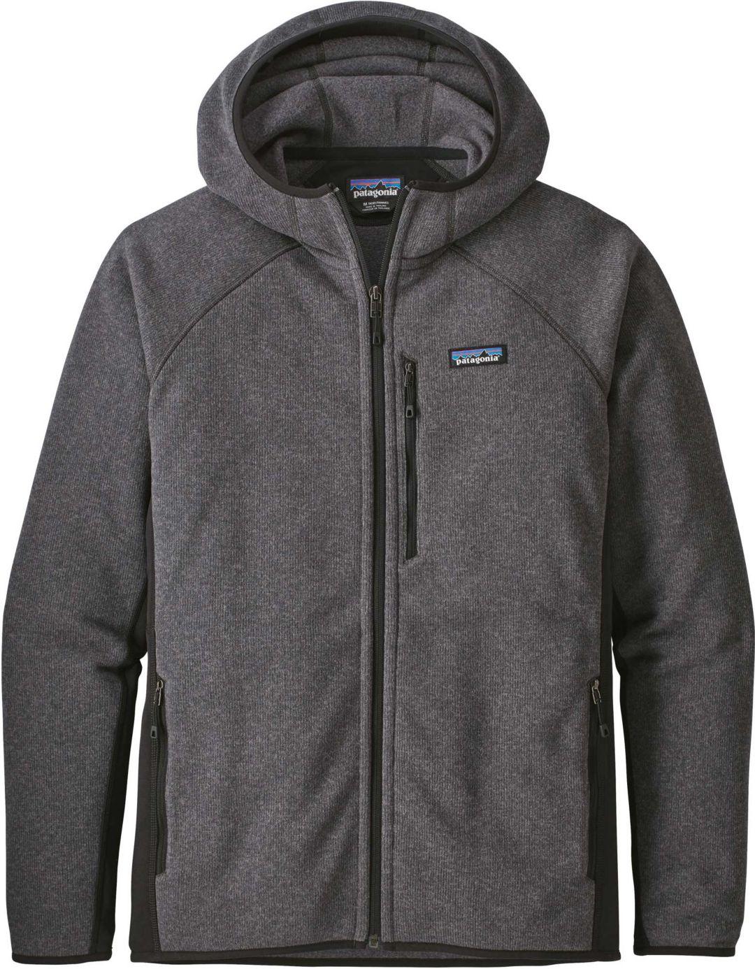 bc53064b1 Patagonia Men's Performance Better Sweater Hoodie