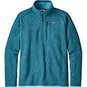 Patagonia Men's Better Sweater 1/4 Zip Fleece Pullover