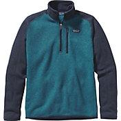 Patagonia Men's Better Sweater 1/4 Zip Fleece Pullover