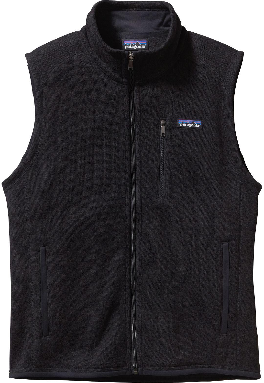 Patagonia Men S Better Sweater Fleece Vest