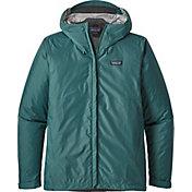 Patagonia Men's Torrentshell Shell Jacket in Tasmanian Teal