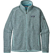 Patagonia Women's Better Sweater Fleece Jacket in Atoll Blue