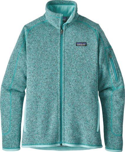Patagonia Women s Better Sweater Fleece Jacket. noImageFound e1b493c35