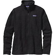 Patagonia Women's Better Sweater Fleece Jacket in Black