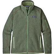 Patagonia Women's Better Sweater Fleece Jacket in Matcha Green