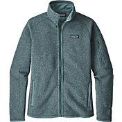 Patagonia Women's Better Sweater Fleece Jacket in Shadow Blue