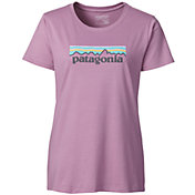 Patagonia Women's Pastel P-6 Logo T-Shirt