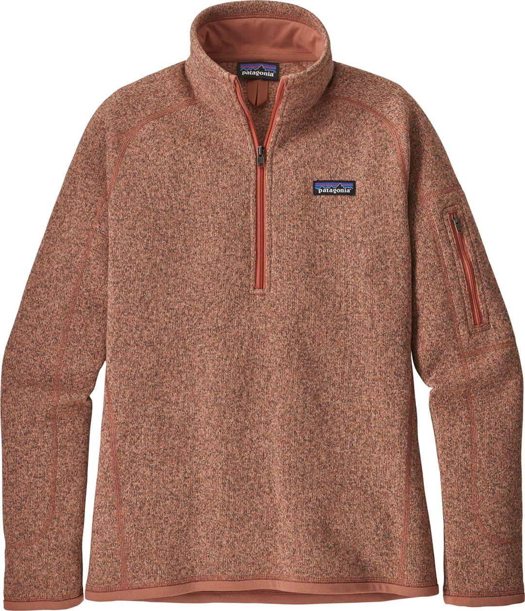 Patagonia Women's Better Sweater 14 Zip Fleece Jacket