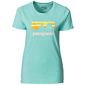 Patagonia Women's Shop Sticker T-Shirt