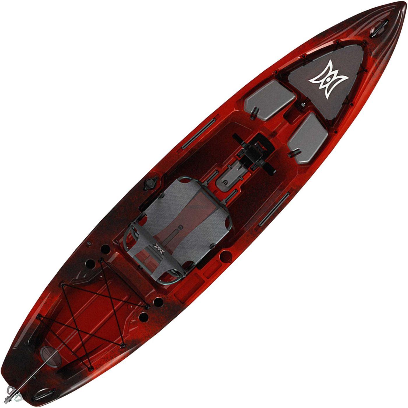 Perception Pescador Pilot Pedal Drive 12.0 Angler Kayak