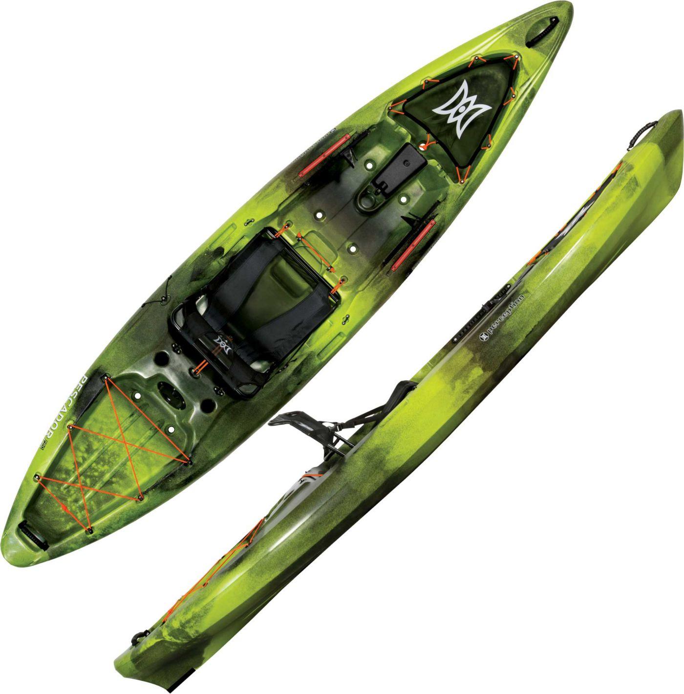 Perception Pescador Pro 12.0 Angler Kayak
