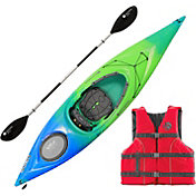 Perception Rhythm 11.0 Kayak Package
