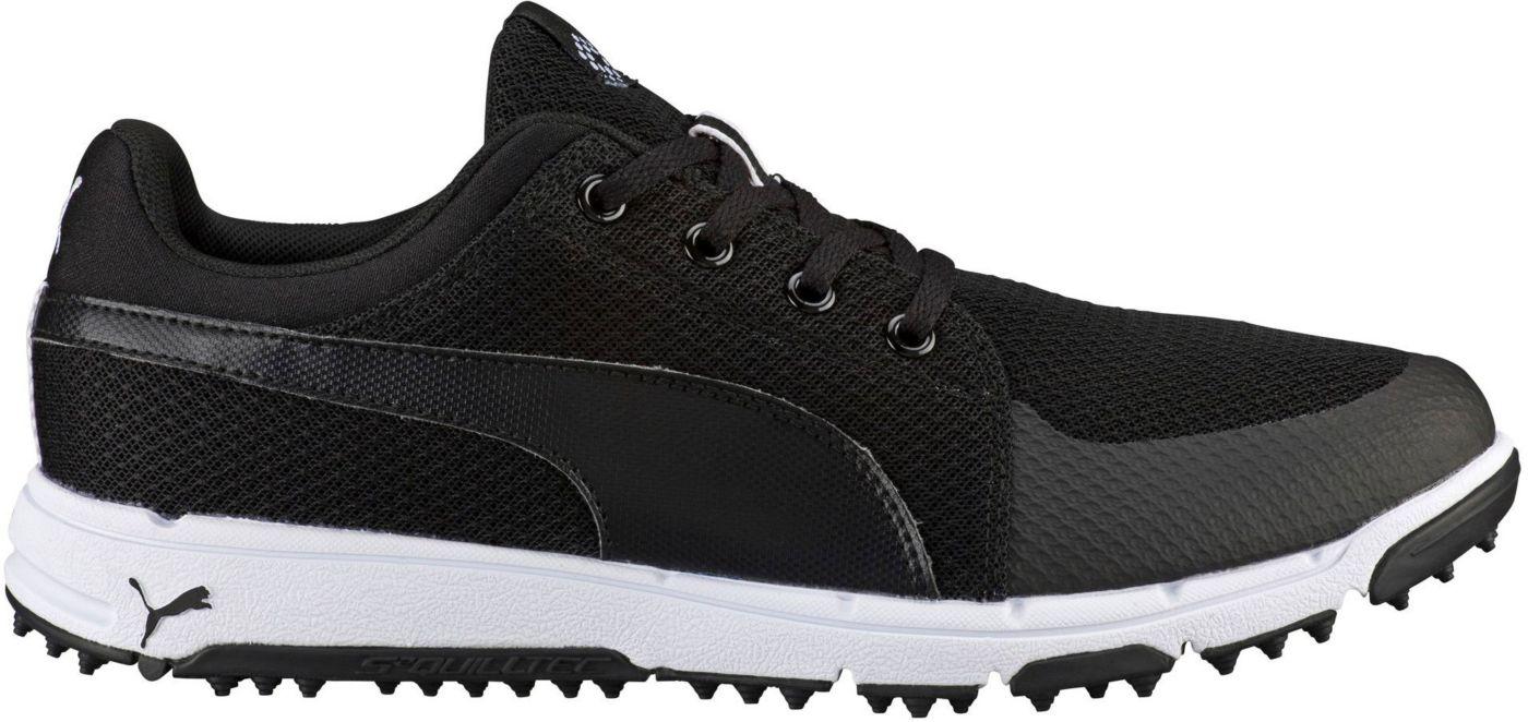 PUMA Men's Grip Sport Tech Shoes