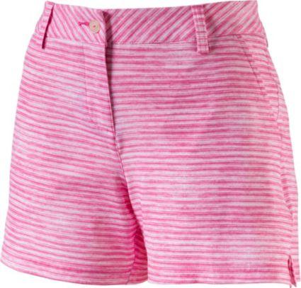 "PUMA Women's Printed 5"" Shorts"