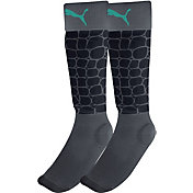 PUMA Youth Neon Jungle Closed Toe Soccer Shin Socks