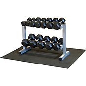 Powerline PDR282X-RFWS Dumbbell Rack and Set