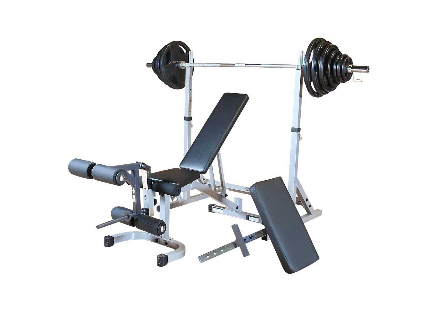 Powerline PSSPACK2 Rack Pack w/ Weights