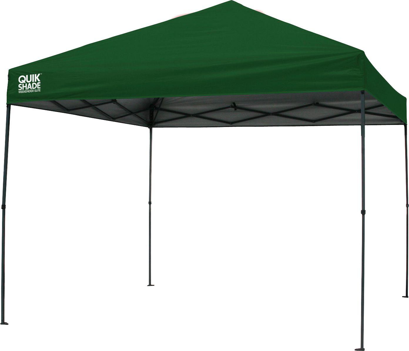 noImageFound  sc 1 st  DICKu0027S Sporting Goods & Quik Shade Weekender Elite WE100 10u0027 x 10u0027 Instant Canopy   DICKu0027S ...