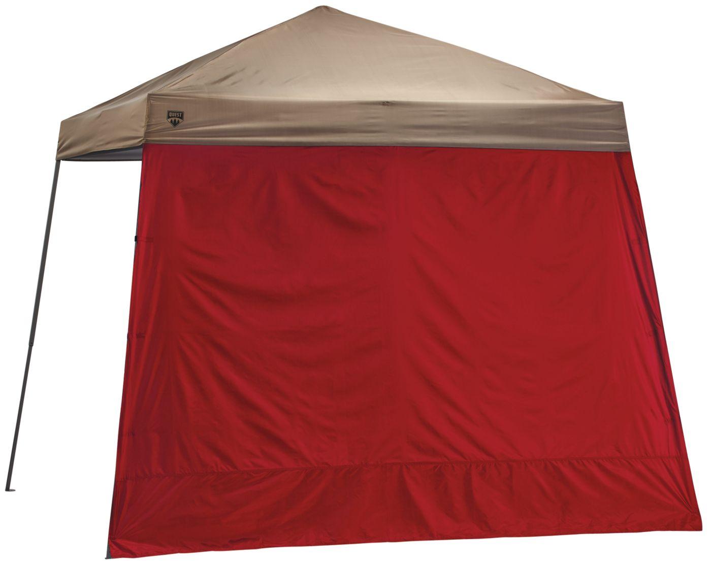 Quest 10' x 10' Slant Leg Canopy Sidewall