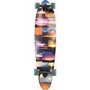 Quest 42'' Island Sunset Longboard