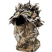 QuietWear 3D Leafy 1-Hole Open Face Mask