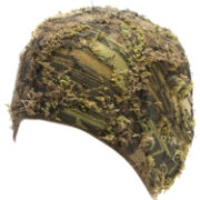 QuietWear Men's Fleece Lined Grassy Beanie