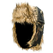 QuietWear Men's  Fleece Trapper Hat