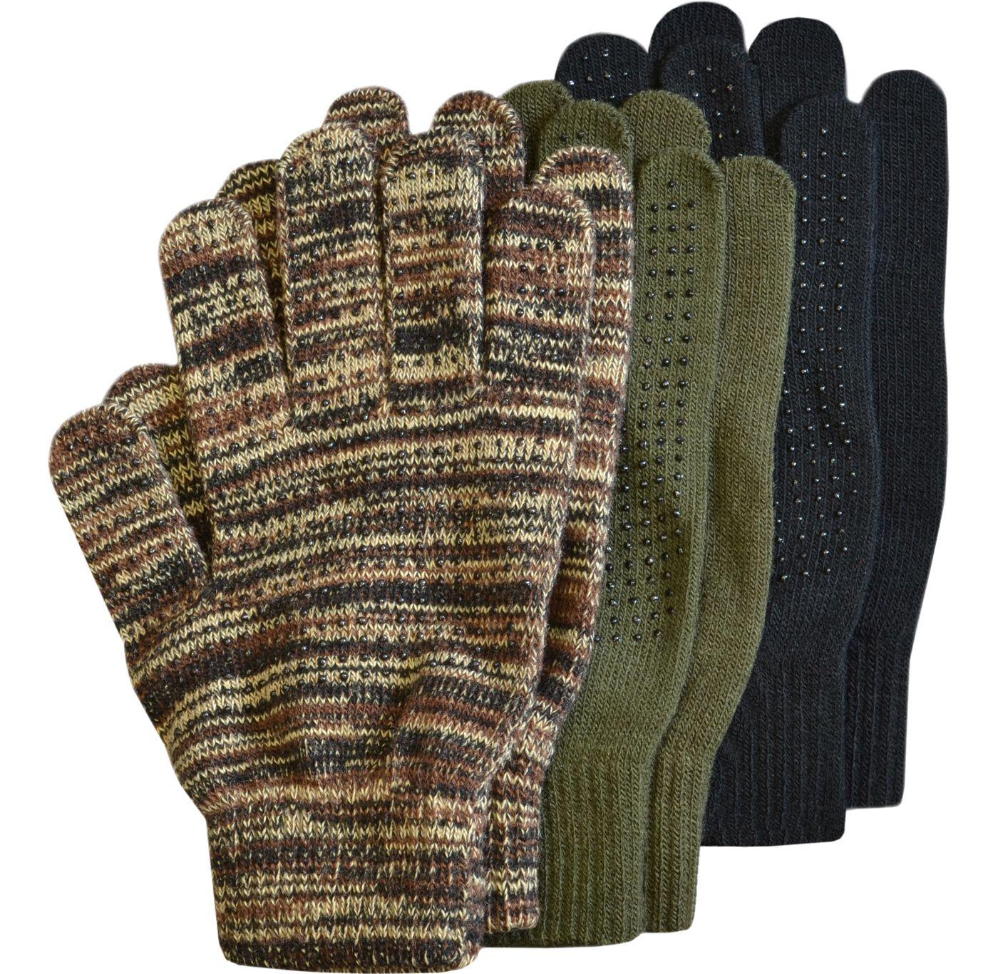 QuietWear Magic Gloves - 3 Pack