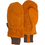 QuietWear Men's Ruff and Tuff Thinsulate Mittens