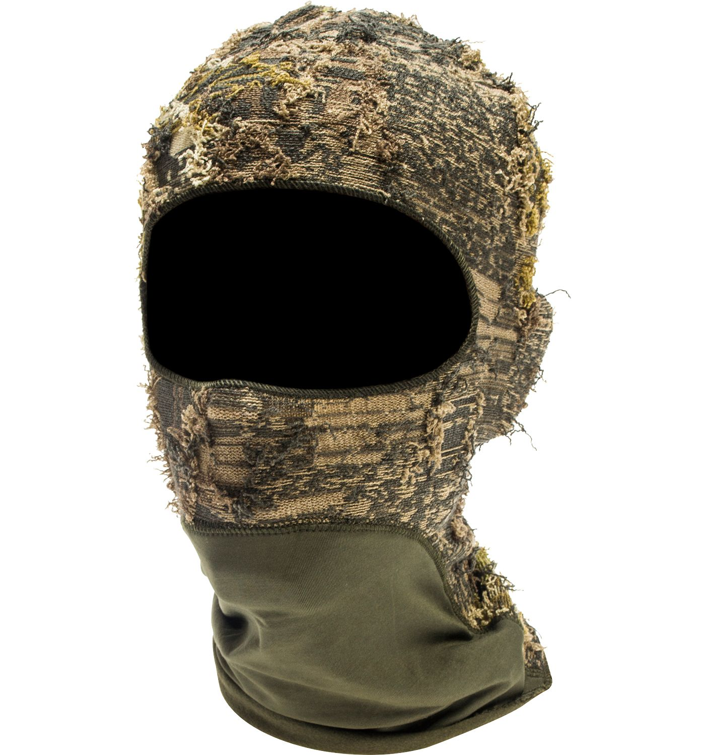 QuietWear Grassy 1-Hole Mask