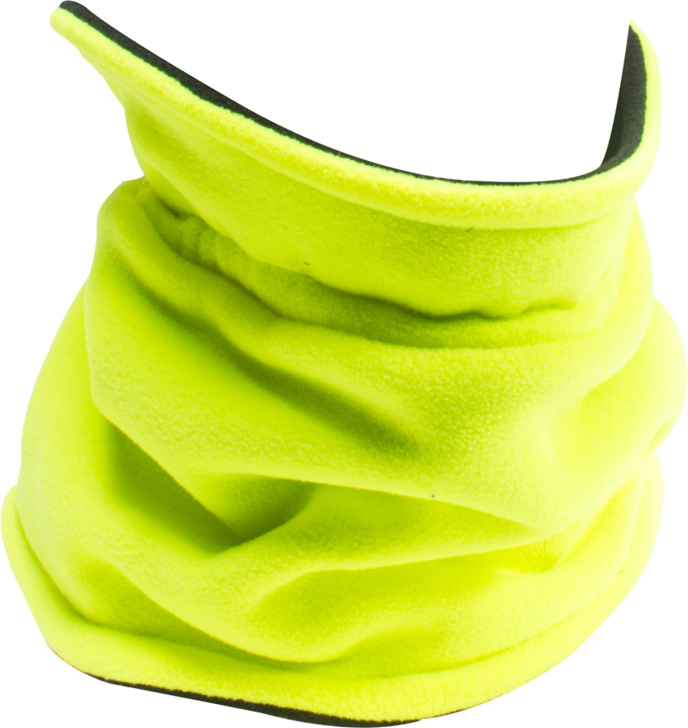 QuietWear High Vis Fleece Neck Gaiter