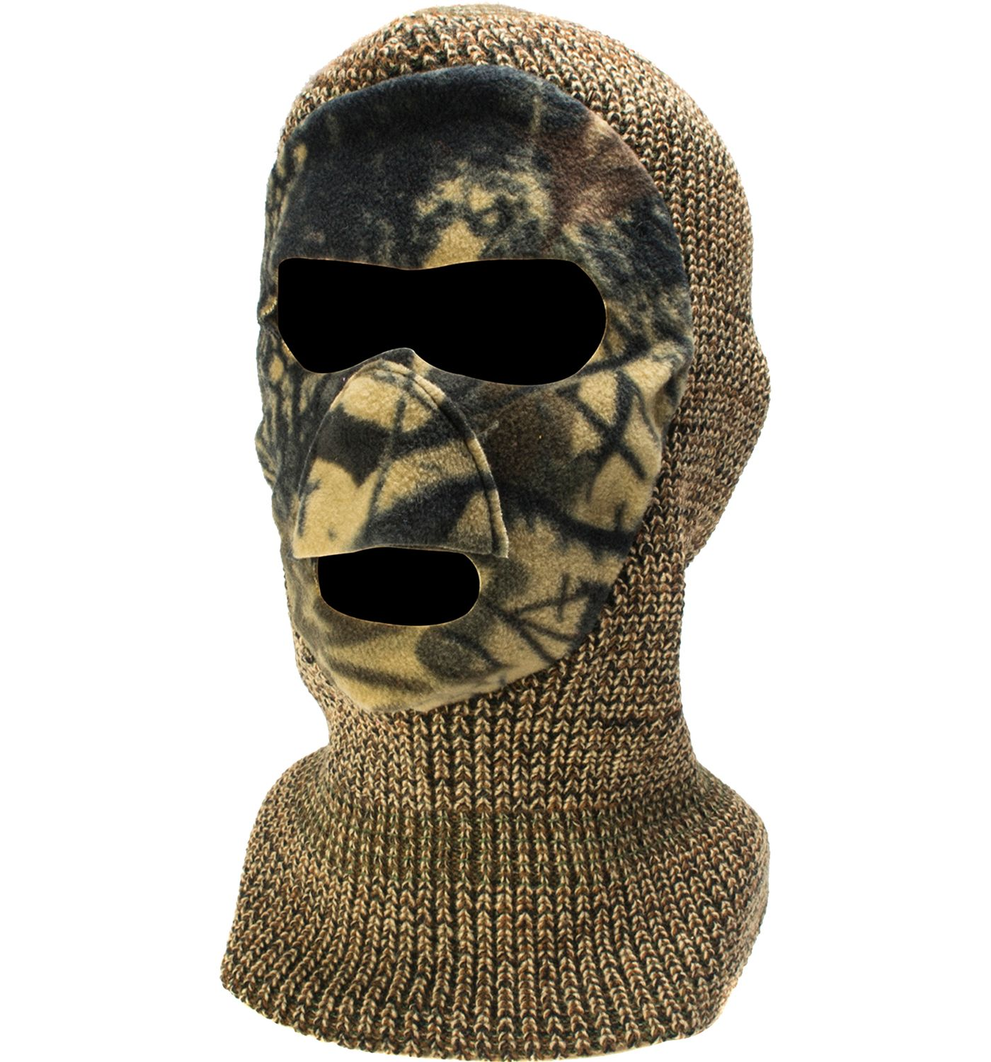 QuietWear Youth Knit and Fleece Patented Mask