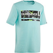 Quiksilver Boys' Check My Spray T-Shirt