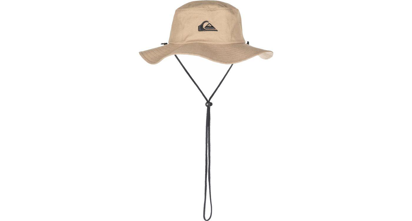 Quiksilver Men's Bushmaster Safari Hat