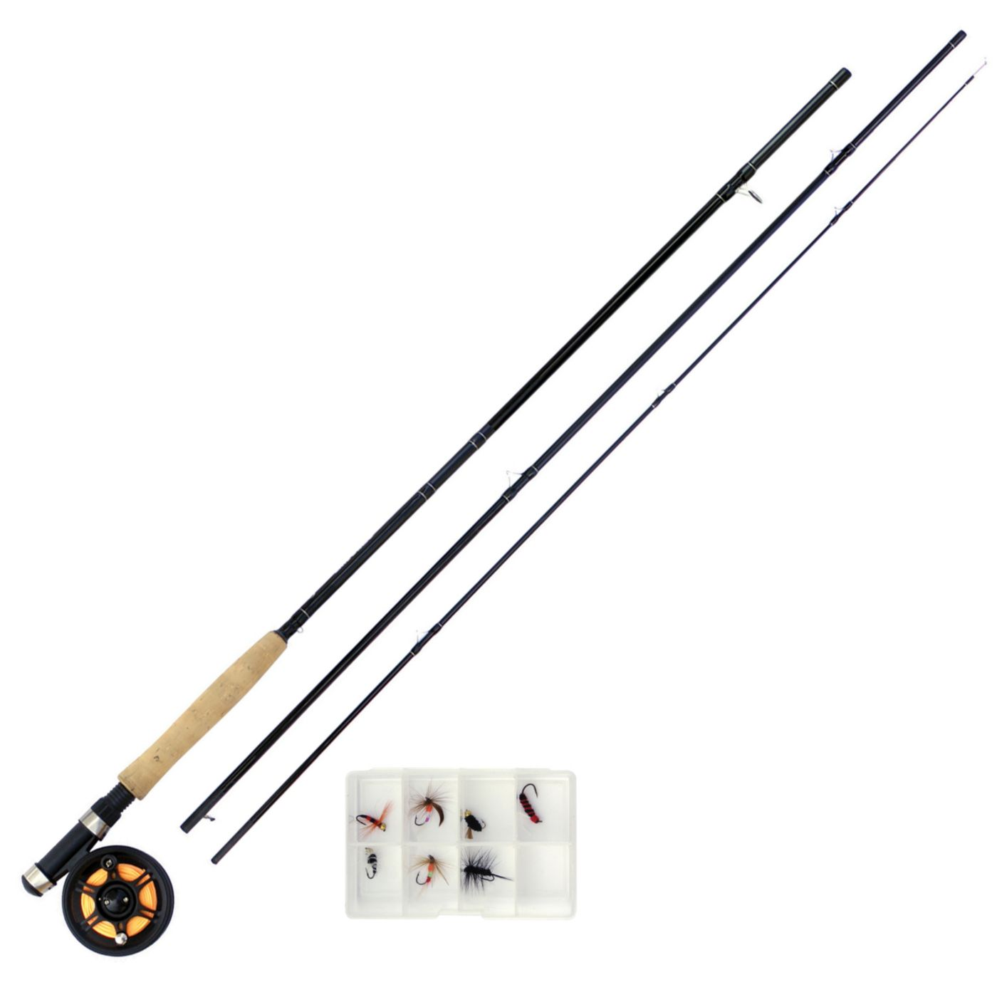 Quarrow Fine River Fully Loaded Fly Fishing Kit