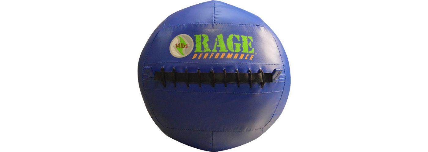 RAGE Performance 14 lb. Medicine Ball
