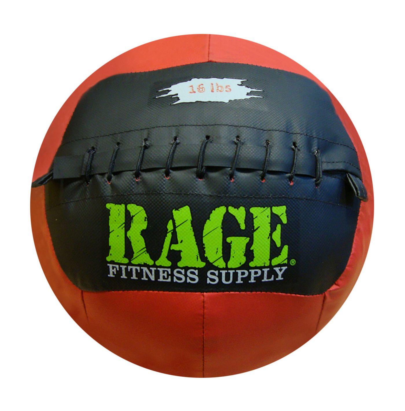 RAGE 16 lb Medicine Ball