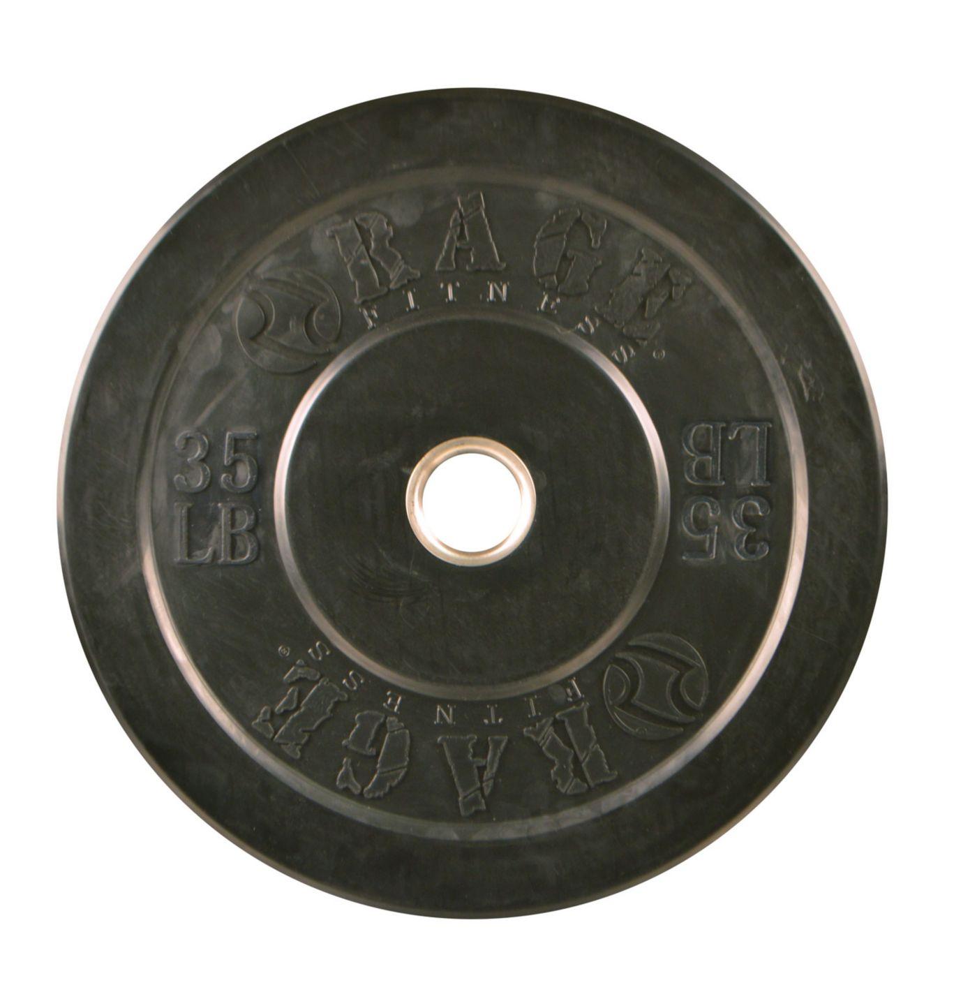 RAGE 35 lb Olympic Bumper Plate