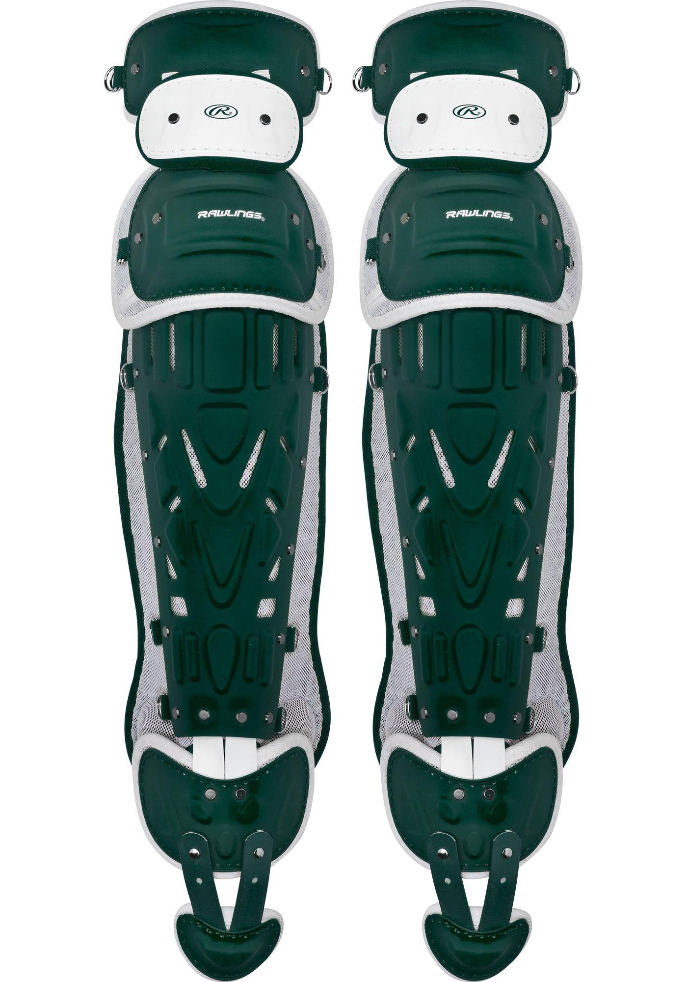 Rawlings Adult 17.5'' Pro Preferred Catcher's Leg Guards
