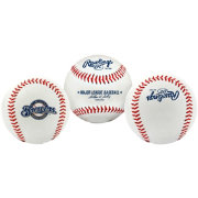 Rawlings Milwaukee Brewers Team Logo Baseball