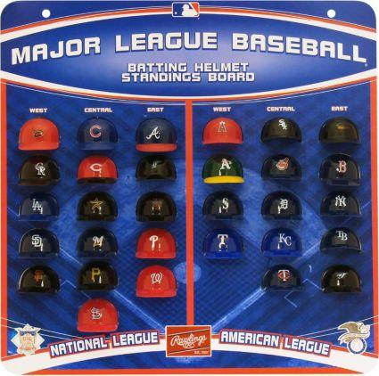 Rawlings MLB Deluxe Micro Helmet 30-Pack. noImageFound 098457e4bc1