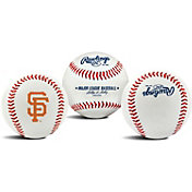 Rawlings San Francisco Giants Logo Baseball