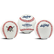 Rawlings Pittsburgh Pirates Logo Baseball