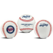 Rawlings Minnesota Twins Logo Baseball