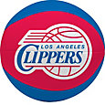 "Rawlings Los Angeles Clippers 4"" Softee Basketball"