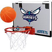 Rawlings Charlotte Hornets Game On Polycarbonate Hoop Set