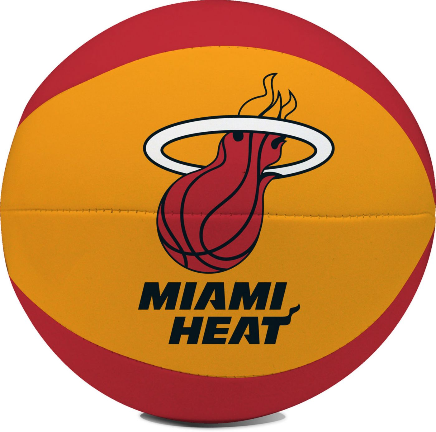 "Rawlings Miami Heat 4"" Softee Basketball"