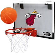 Rawlings Miami Heat Game On Backboard Hoop Set