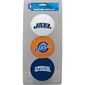 Rawlings Utah Jazz Softee Basketball Three-Ball Set